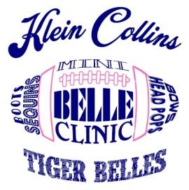 Mini Belle Clinic shirt